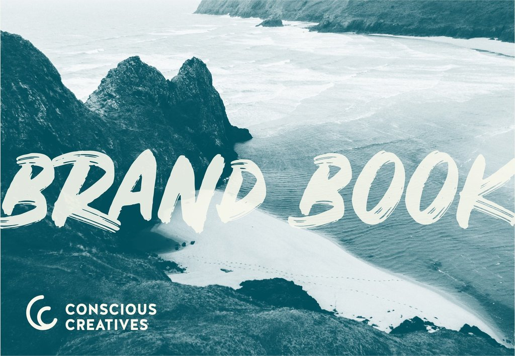 conscious creatives brand book in CSR campaign blog