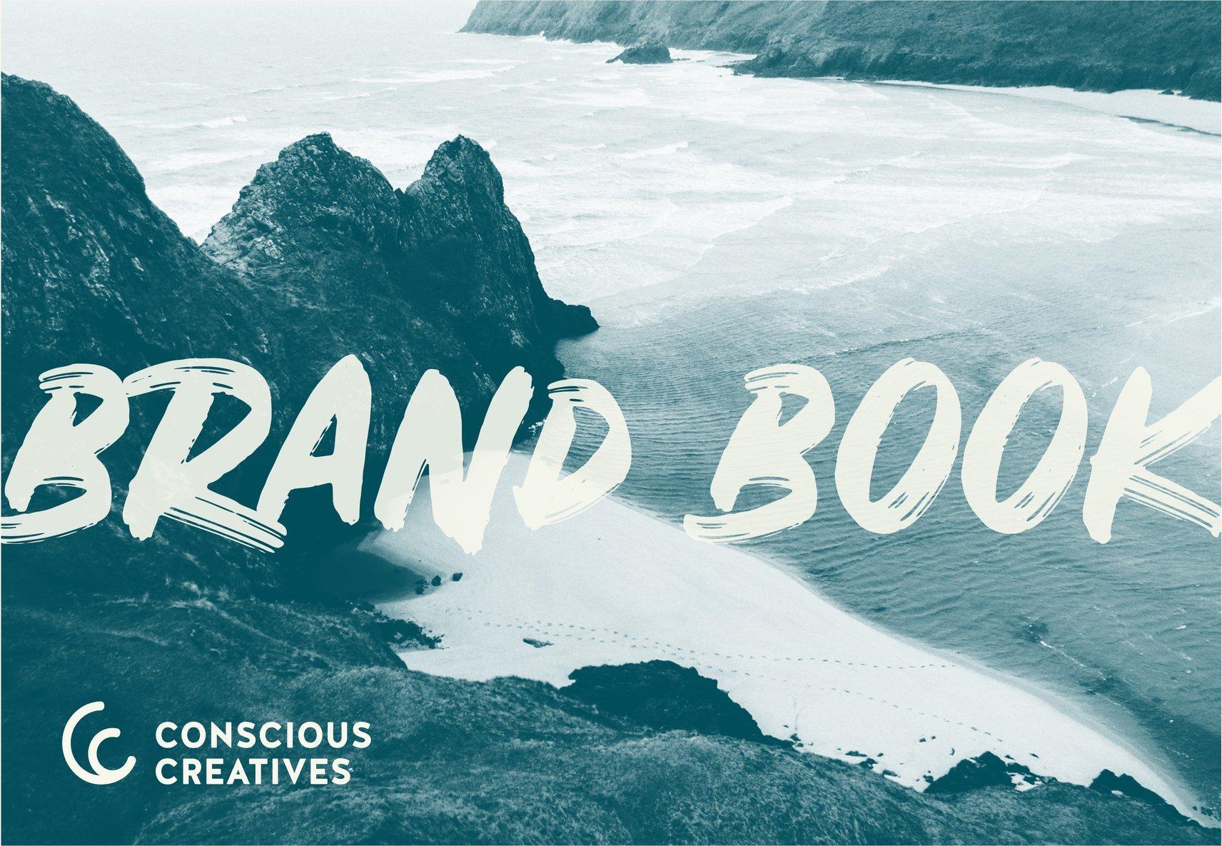 the Conscious Creatives branding guide