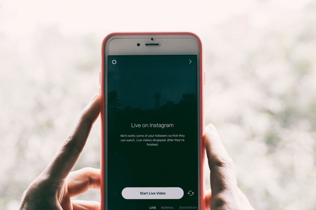 Instagram stories and live streaming are great, informal ways to connect with your audience. Why striving for perfection is harming your company body 4