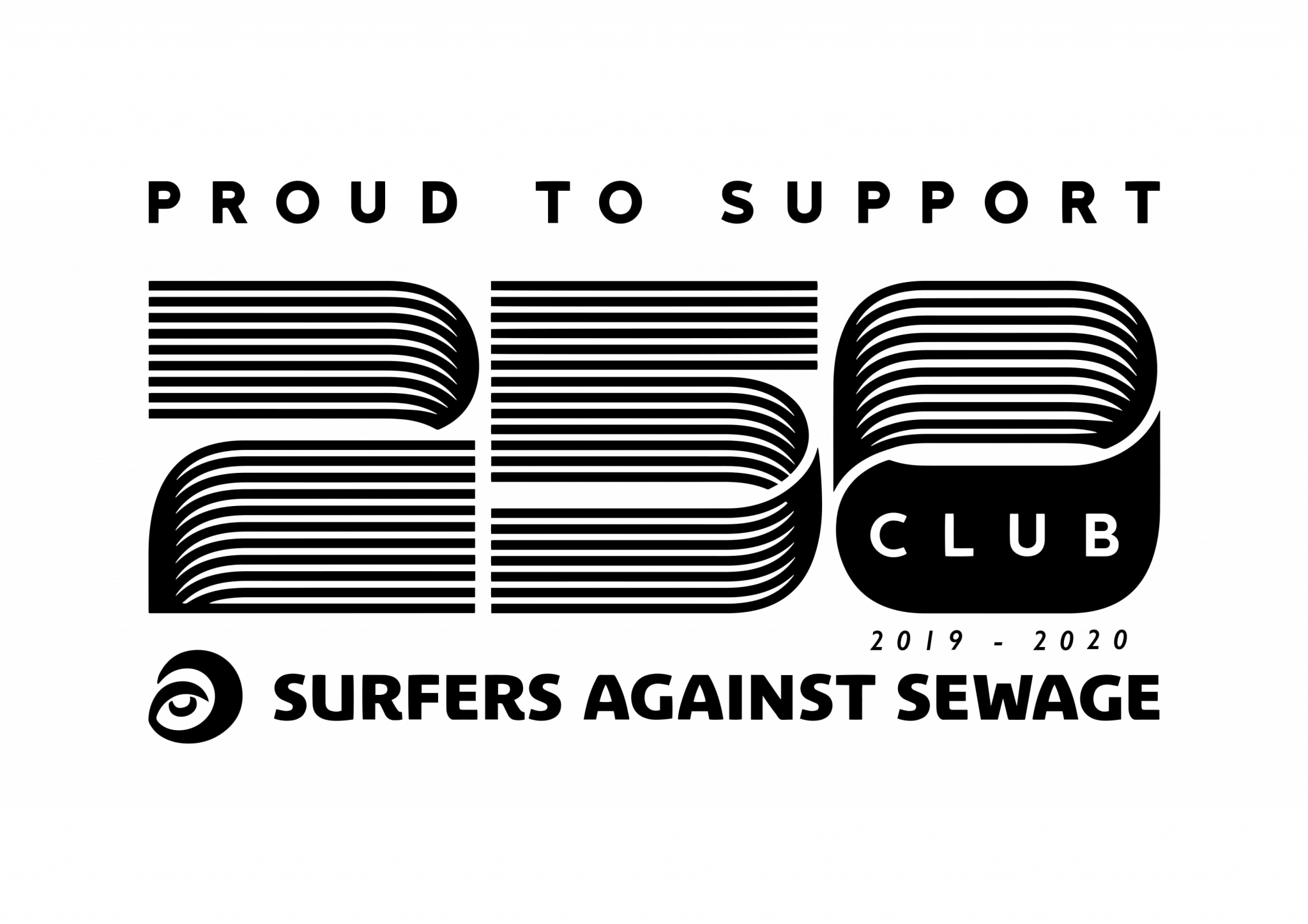 surfers against sewage logo | sustainable communication partnership 1