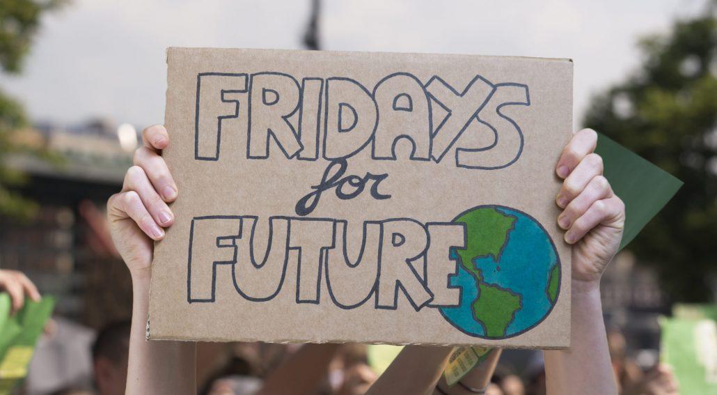 climate strike header image